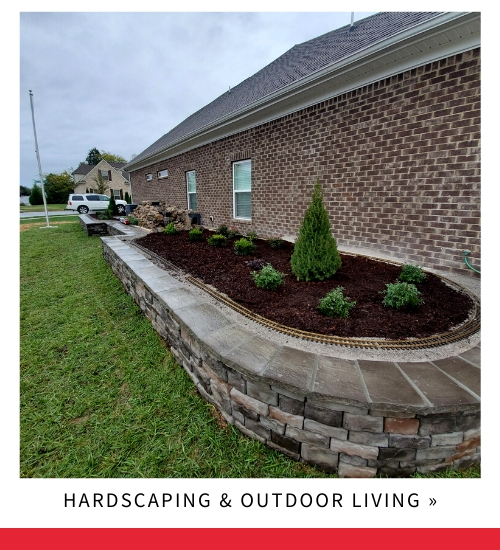 hardscape & outdoor living