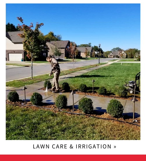 lawn care and irrigation
